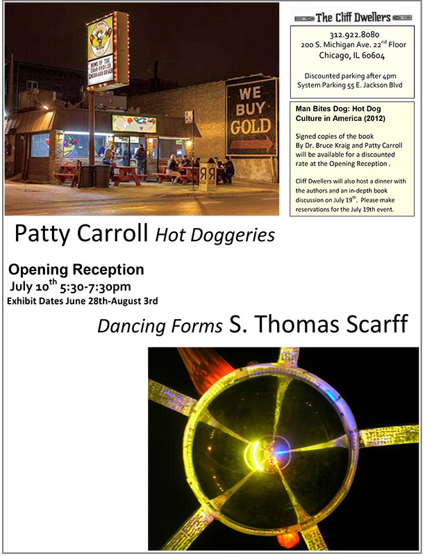 Microsoft Word - Patty Carroll Tom ScarffCliff Dwellers Art fly